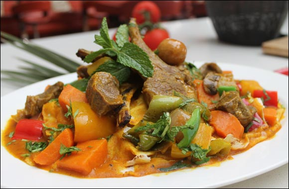 Ramadan Recipe of the day: Lamb Thareed