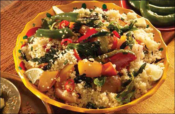 Ramadan Recipe of the day: Vegetable Couscous