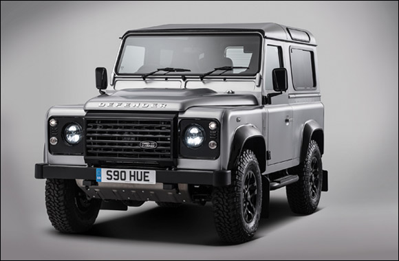 Building an icon: Land Rover creates one-of-a-kind defender to mark 2,000,000th production milestone