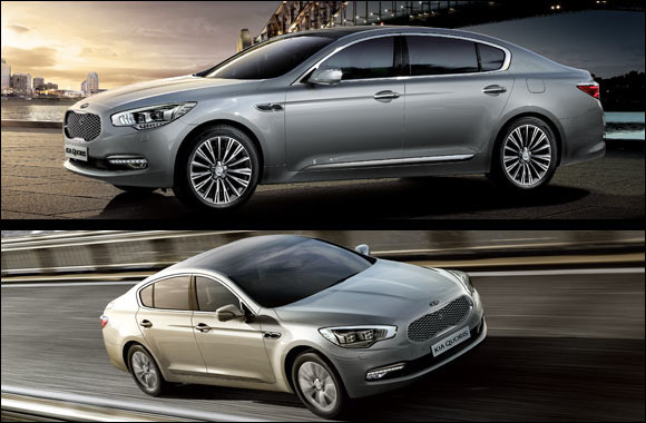 Kia Middle East and Africa to supply Kuwaiti Government with Quoris luxury sedans
