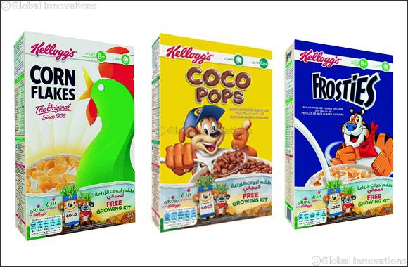 An Exploration of the Journey of Kellogg's Cereals– From the Field to Your Family Breakfast Table