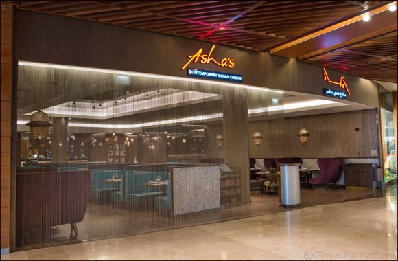 Kuwait's 360 MALL welcomes a new touch of spice in Asha's