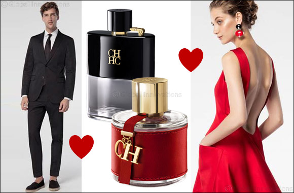Get the perfect look for valentines smelling and looking perfect for a night of love