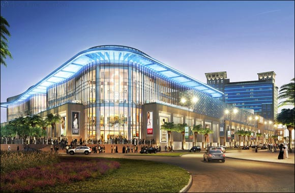Kuwait's largest mixed-use waterfront retail, lifestyle and leisure destination – Tamdeen Group's AL KOUT – takes shape