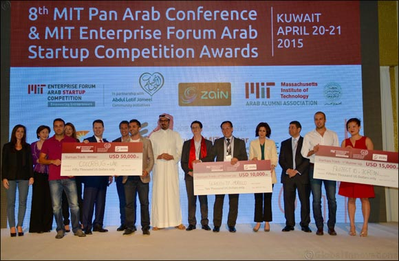 78 Teams qualify to next round of the MIT Enterprise Forum Arab Startup Competition; an event supported by Community Jameel and Zain