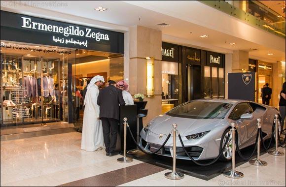 Lamborghini Kuwait teams up with Zegna 'Su Misura' to offer unique privilege to fashionable Kuwait