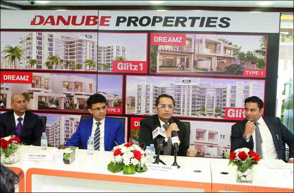 Danube strengthens affordable housing segment with AED300 million Glamz Residence