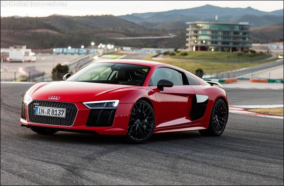 Power, Speed, Performance – the new high-performance Audi R8 sports car