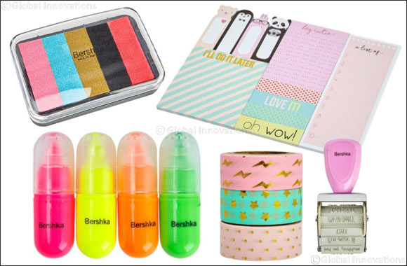 Bershka Stationery Collection
