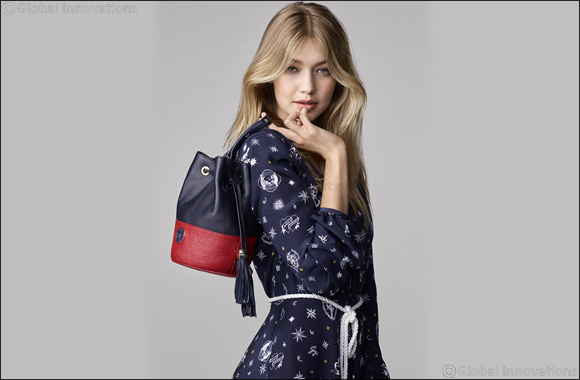 Gigi Hadid to celebrate the TommyXGigi Collection in Dubai, UAE