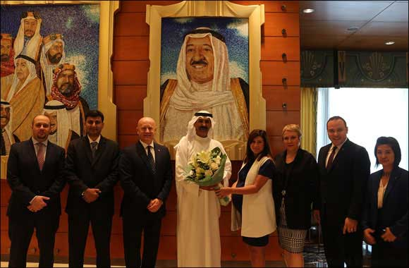 Jumeirah Messilah Beach Hotel & Spa Congratulates Kuwaiti Olympic Medalists