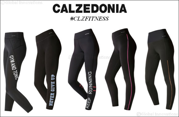 Calzedonia New Fitness line and brand new #hashtag #CLZFITNESS