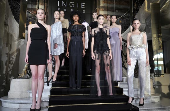 Ingie Chalhoub presents INGIE Paris Spring Summer 2017 Ready-to-Wear Collection