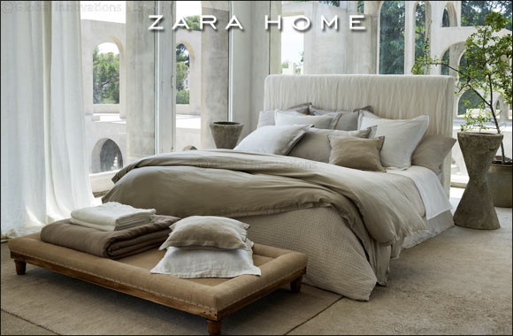 Zara Home Fall Winter 2016 / Linen Collection