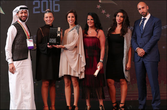 Azadea Group wins big at the 2016 Middle East Retail Forum