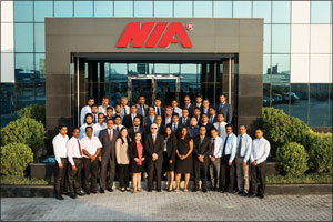 NIA limited opens new headquarters and logistics centre in JAFZA