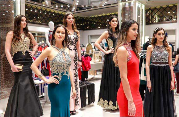 Bebe celebrates 10 years in the UAE, at The Dubai Mall, hosted by Shereen Mitwalli