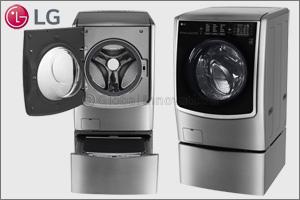 LG changes the world's washing paradigm with its latest TWINWashTM washing machine now in the UAE