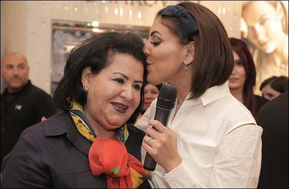 Swarovski and Dana Al Tuwarish Join Hands to Celebrate Mother's Day in Kuwait