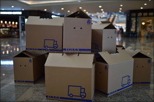 IKEA Spreads Cheer on International Day of Happiness