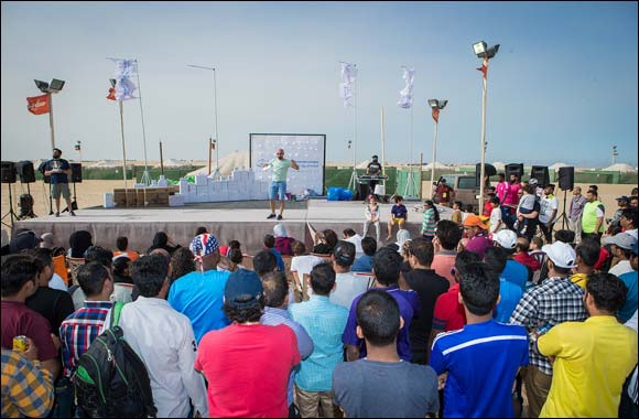Game on! Fouad Alghanim & Sons Automotive Company hosts action-packed fun day as a thank you to employees