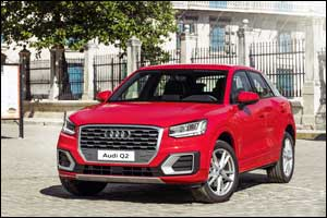 Young and assertive: the new Audi Q2 to make its mark in Kuwait