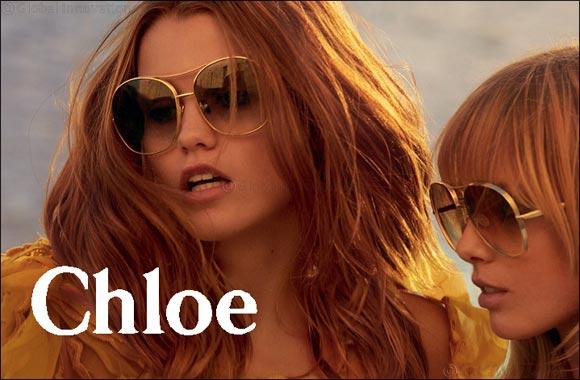 "Chloé eyewear introduces the new ""Nola"" sunglasses collection"