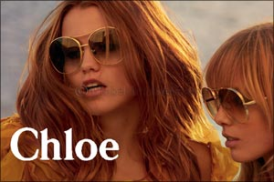 """Chlo� eyewear introduces the new """"Nola"""" sunglasses collection"""