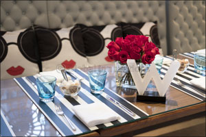 Alice + Olivia by Stacey Bendet takes over the W Caf� Doha