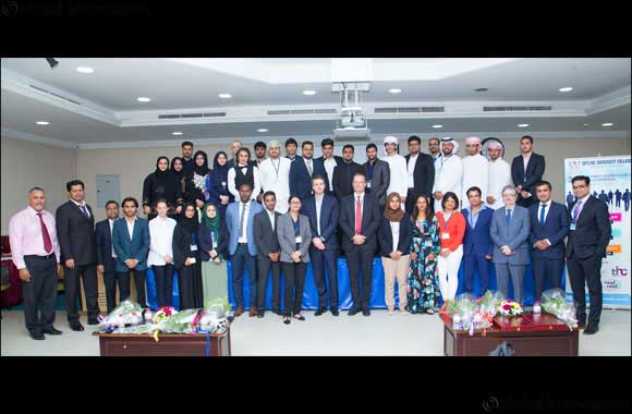 Skyline University College (SUC) 3rd Business Plan Competition Raised Solutions to Relevant Issues in UAE