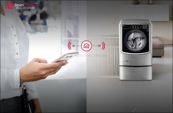 From a House to a Smart Home: LG Smart Technology Helps Make Homes More Comfortable and Safe