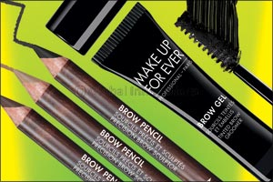 Transform Your Eyebrows with MAKE UP FOR EVER New Brow Additions