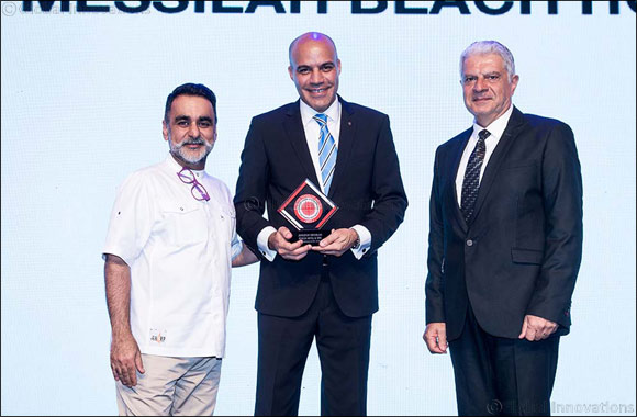 Jumeirah Messilah Beach Hotel & Spa wins at Business Traveller Middle East Awards 2017