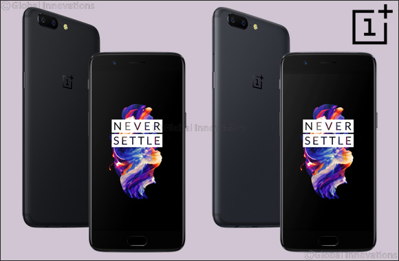 The Coveted 'OnePlus 5' with the Highest Resolution Dual Camera available for Pre-Order on SOUQ.com