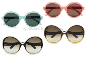 Chlo� eyewear - Vintage inspiration, luxurious details & a seventies feel.