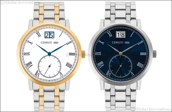 Cerruti 1881 unveils the latest Riomaggiore timepiece