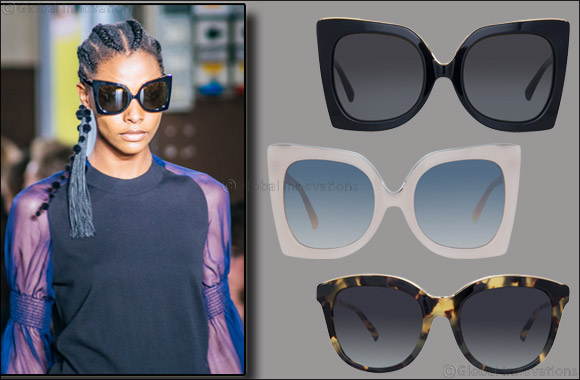Linda Farrow is proud to announce the launch of its debut N°21 by Linda Farrow eyewear collection.