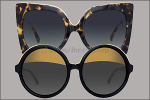 Linda Farrow is proud to announce the launch of its debut N�21 by Linda Farrow eyewear collection.