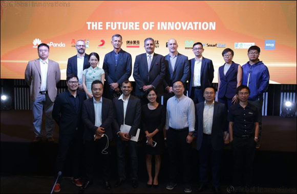 "Huawei brings together Chinese Entrepreneurs and Top Regional Companies at ""The Future of Innovation"" panel discussion"