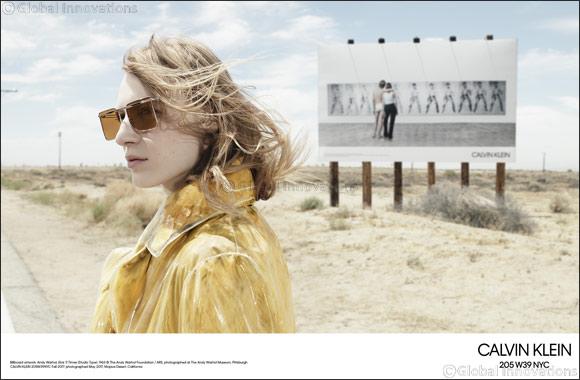 Marchon Eyewear, Inc. and Calvin Klein, Inc. Announce Renewal of Exclusive Longterm Global Eyewear Licensing Agreement