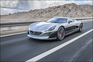 In the Fast Lane! Dubai International Motor Show in a League of Its Own With Eye-catching Line-up of ...