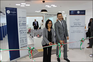 VFS Global extends network of Italy Visa Application Centres in the Middle East with new launch in K ...