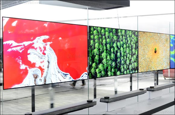 LG bets high on Premium TV Market with industry leading OLED Technology