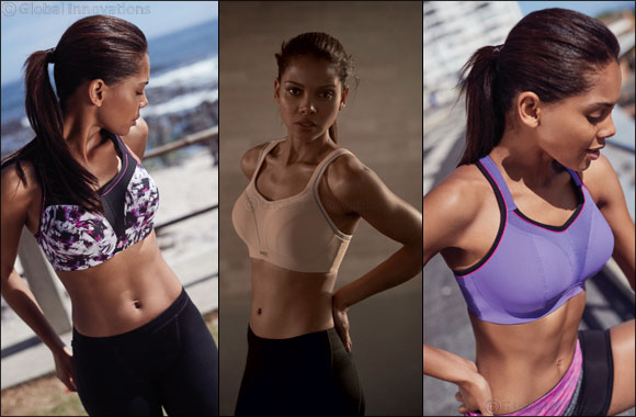 Sports Bras Banishing Bounce by 83% arrive in store