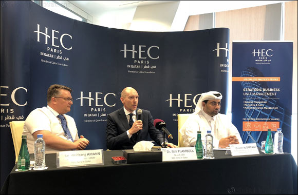 HEC Paris presents updated Master's Degree in Strategic Business Unit Management to put professionals on track for successful leadership