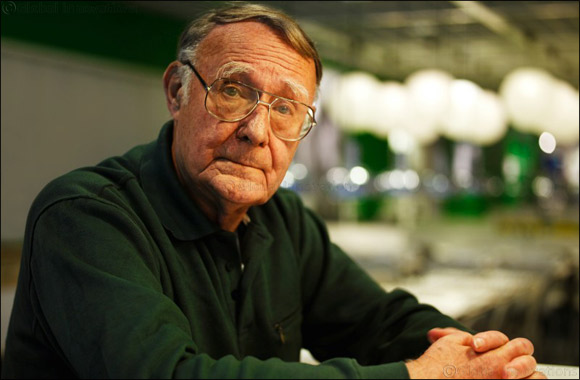 IKEA Saddened by the Passing of Founder, Ingvar Kamprad