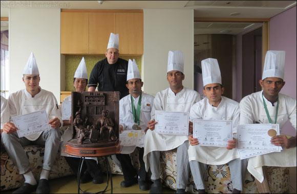 Symphony Style Hotel Kuwait chefs strike gold at Horeca 2018