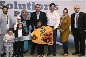 �Pringles Deserter' retail promotion winner announced