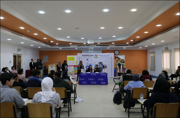 3rd CrossFire Inter-School Debating Competition