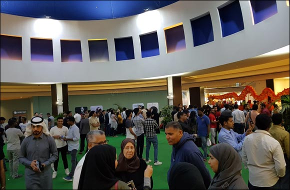 QNET wraps up their GCC Expo at Burjuman Mall